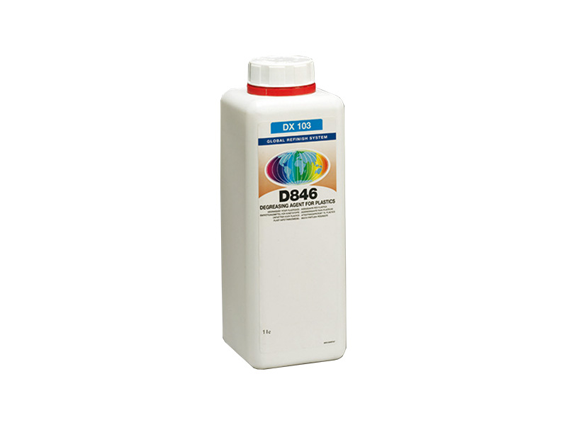 Dx103 degraissant plastique-antistatique